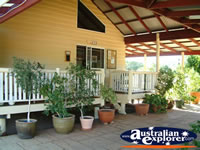 Barcaldine Ironbark Inn Office . . . CLICK TO ENLARGE