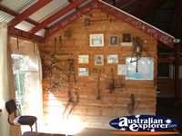 Ironbark Inn Steakhouse Interior Wall . . . CLICK TO ENLARGE