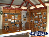 Barcaldine Ironbark Inn Steakhouse Photo Wall . . . CLICK TO ENLARGE