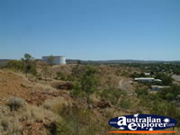Scenic View at Lookout over Mt Isa . . . CLICK TO ENLARGE