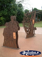 Two Childers Sculptures . . . CLICK TO ENLARGE