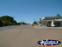 Camooweal Main Street . . . CLICK TO ENLARGE