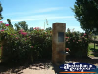 Barcaldine Artesian Memorial . . . CLICK TO ENLARGE