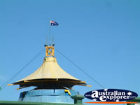 Barcaldine Flag Over Workers Heritage Centre . . . CLICK TO ENLARGE