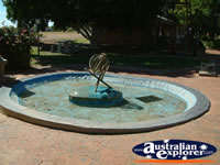 Barcaldine Fountain . . . CLICK TO ENLARGE