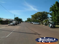 Barcaldine Street from Council . . . CLICK TO ENLARGE