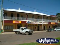 Winton Australian Hotel . . . CLICK TO ENLARGE