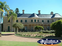 Stunning Dalby Jimbour House . . . CLICK TO ENLARGE