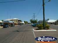 Cloncurry Main Street . . . CLICK TO ENLARGE