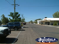 Main Street in Cloncurry . . . CLICK TO ENLARGE