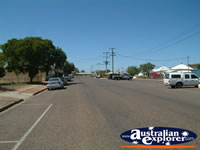 View of Cloncurry Street . . . CLICK TO ENLARGE