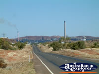 Mt Isa Mine . . . CLICK TO ENLARGE
