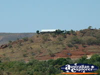 Mt Isa Scenery from Lookout . . . CLICK TO ENLARGE