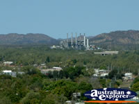 View of Mt Isa from Lookout . . . CLICK TO ENLARGE