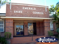 Emerald Shire Council . . . CLICK TO ENLARGE