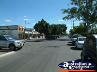 Emerald Street in Queensland . . . CLICK TO ENLARGE