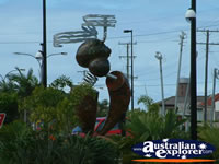 Bundaberg Sculpture . . . CLICK TO ENLARGE