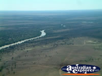 Longreach View from Helicopter . . . CLICK TO ENLARGE