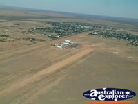 View of Longreach from Helicopter . . . CLICK TO ENLARGE