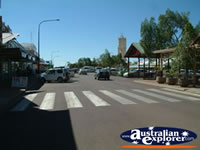 Longreach Main Street . . . CLICK TO ENLARGE