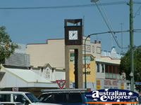 Longreach Town Clock . . . CLICK TO ENLARGE