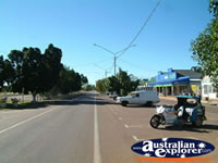 Cars Parked on Barcaldine Street . . . CLICK TO ENLARGE