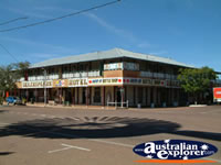 Barcaldine Shakespeare Hotel . . . CLICK TO ENLARGE