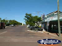 Shops on Barcaldine Street . . . CLICK TO ENLARGE