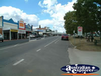 Murgon Street and Shops . . . CLICK TO ENLARGE