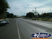 View Down Springsure Street . . . CLICK TO ENLARGE
