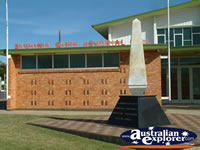 Springsure War Memorial . . . CLICK TO ENLARGE