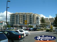 Caloundra Building At Kings Beach . . . CLICK TO ENLARGE