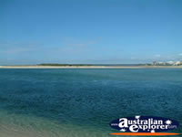 View Across Caloundra Beach . . . CLICK TO ENLARGE