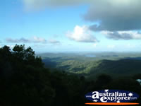 Maleny View to Sunshine Coast . . . CLICK TO ENLARGE