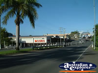 Nambour Street and Shops . . . CLICK TO ENLARGE