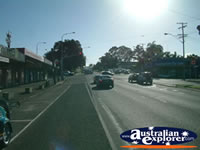 View Down Nambour Street . . . CLICK TO ENLARGE