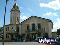 Gympie Old Town Hall . . . CLICK TO ENLARGE