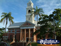 Maryborough City Hall . . . CLICK TO ENLARGE