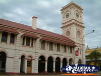 Maryborough Post Office . . . CLICK TO ENLARGE