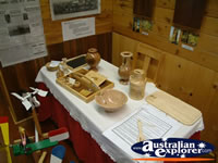 Wondai Tourist Information Centre Display . . . CLICK TO ENLARGE
