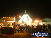 Springsure Night Show with Food Stall and Ride . . . CLICK TO ENLARGE