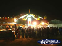 Springsure Show Ride and Food Stall . . . CLICK TO ENLARGE