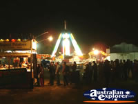 Springsure Show with Ride at Night . . . CLICK TO ENLARGE