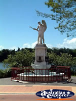 Innisfail Statue . . . CLICK TO ENLARGE