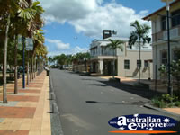 View Town Innisfail Street . . . CLICK TO ENLARGE