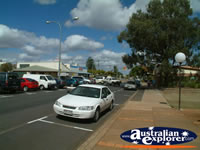 Parked Cars Down Kingaroy Street . . . CLICK TO ENLARGE