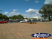 Kingaroy Street from Town Hall . . . CLICK TO ENLARGE