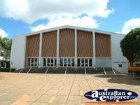 Kingaroy Town Hall . . . CLICK TO ENLARGE