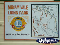 Miriam Vale Lions Park Map . . . CLICK TO ENLARGE