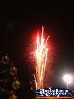 Fireworks Show at Tully Show  . . . CLICK TO ENLARGE